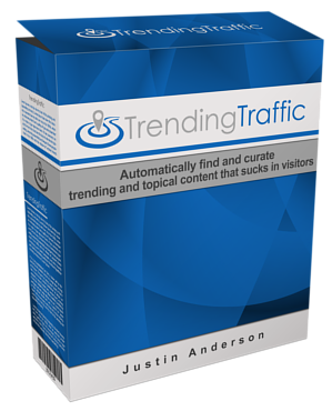 Trending Traffic Created By Justin Anderson & Simon Warner